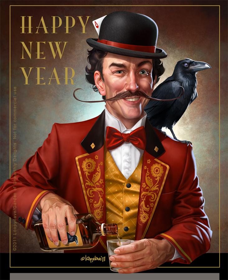 Die NWO sagt: Frohes neues Jahr 2014!