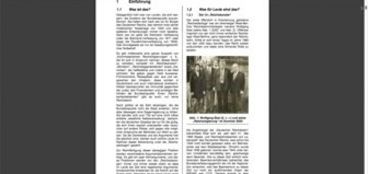 Vorwärts in die Vergangenheit - Online-Buch