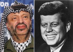 Kennedy vergiftet - Arafat erschossen