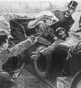 Sarajevo Attentat 1914