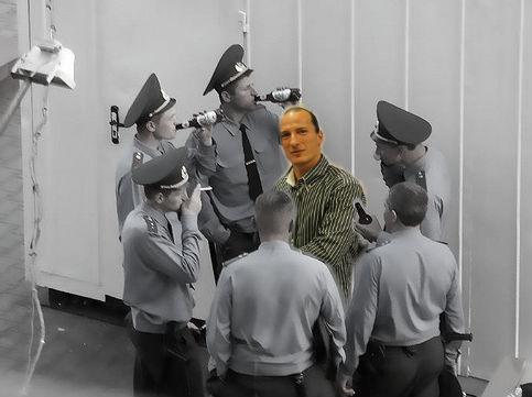 polizeigewahrsam