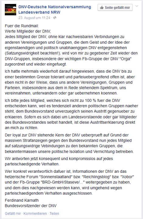 dnv-landesverband