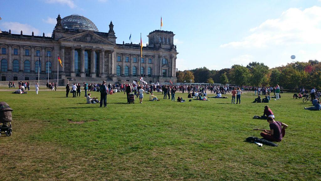 Reichstagswiese