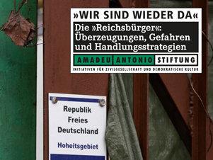 Die »Reichsbürger«: Überzeugungen, Gefahren und Handlungsstrategien