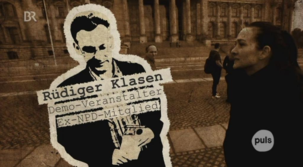 Reichsbürger Rüdiger Klasen Staatenlos - info