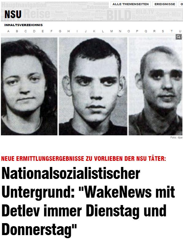 NSU: WakeNews immer Dienstag und Donnerstag
