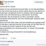 Katja Schneidt sucht nach Opfern, die nicht aussagen dürfen (C) Ruhrbarone