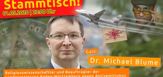 Stammtisch Dr. Michael Blume